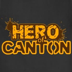 Hero of Canton T-Shirts - Adjustable Apron
