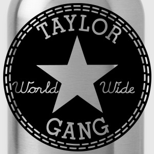Taylor Gang T-Shirts- stayflyclothing.com - Water Bottle