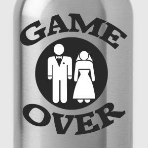 Game Over T-Shirt - Water Bottle