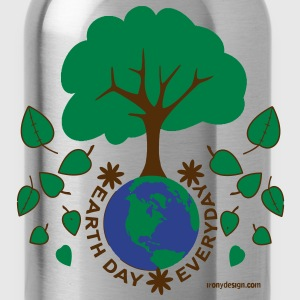 Earth Day Everyday - Water Bottle