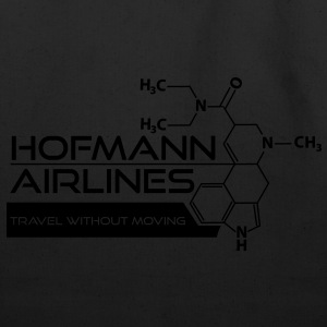 Hofmann Airlines T-Shirt [White] - Eco-Friendly Cotton Tote