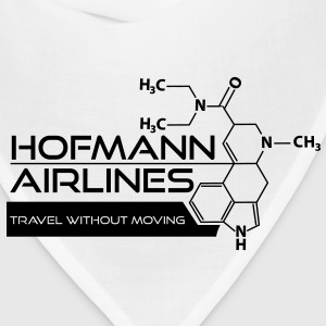 Hofmann Airlines T-Shirt [White] - Bandana