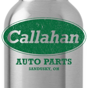 Vintage Callahan Auto Parts Tee - Water Bottle
