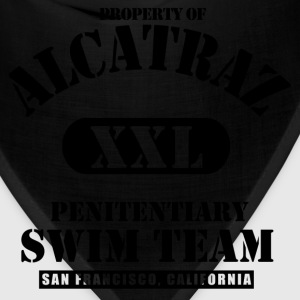 Alcatraz Swim Team - Bandana