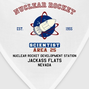 Nuclear Rocket Scientist - Bandana