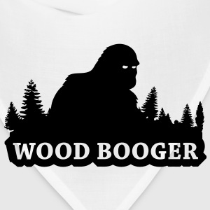 Wood Booger (Black) - Men's - Bandana