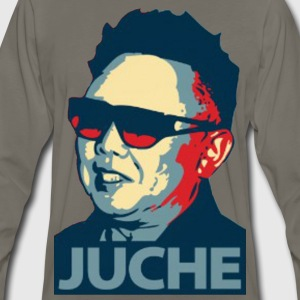 Juche Mane - Men's Premium Long Sleeve T-Shirt