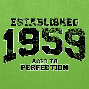 established_1959 T-Shirts - Tote Bag