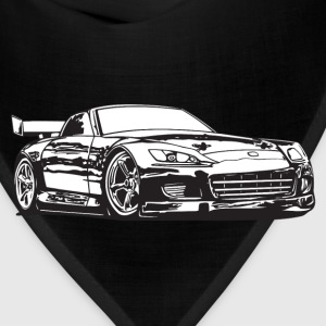 S2000 HD Design T-Shirts - Bandana