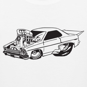 Muscle Car HD Design T-Shirts - Men's Premium Tank