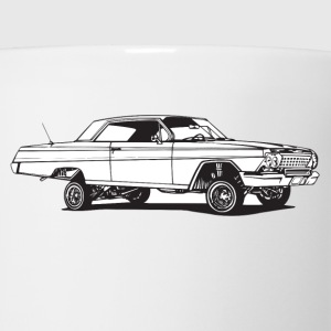 Low Rider HD Design T-Shirts - Coffee/Tea Mug