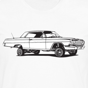 Low Rider HD Design T-Shirts - Men's Premium Long Sleeve T-Shirt