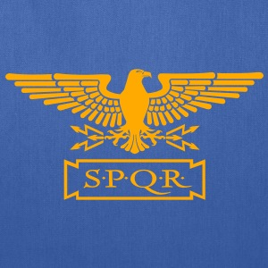 EAGLE OF S.P.Q.R. T-Shirts - Tote Bag