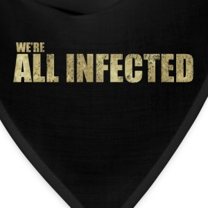 We're All Infected - The  | Robot Plunger - Bandana