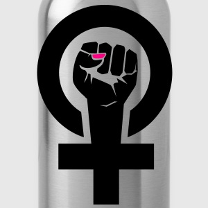 feminist Women's T-Shirts - Water Bottle