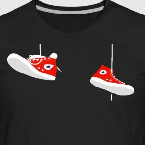 Converse Tee - Men's Premium Long Sleeve T-Shirt