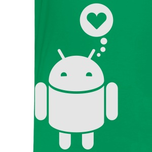 Droid in love 1c Kids' Shirts - Toddler Premium T-Shirt