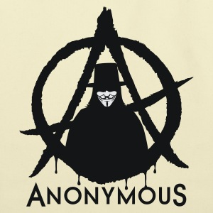 Anonymous Vendetta 2c T-Shirts - Eco-Friendly Cotton Tote