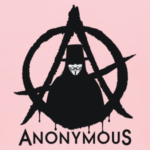 Anonymous Vendetta 2c T-Shirts - Kids' Hoodie