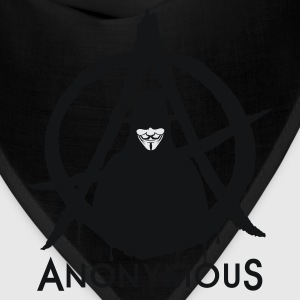 Anonymous Vendetta 2c T-Shirts - Bandana