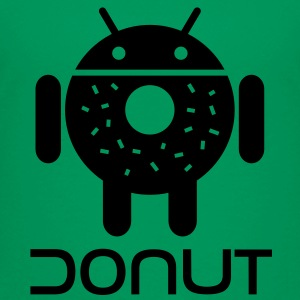 Droid Donut 1 Kids' Shirts - Toddler Premium T-Shirt
