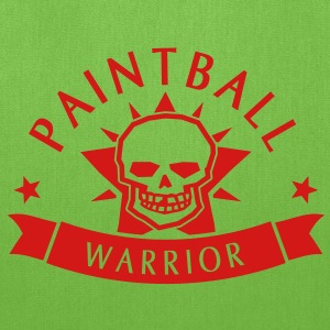 Paintball Warrior T-Shirts - Tote Bag