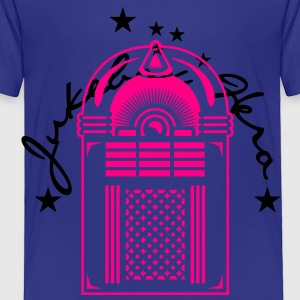 jukebox (C, 1c) Kids' Shirts - Toddler Premium T-Shirt