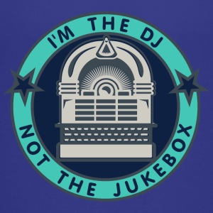 I'm the DJ - not the jukebox (5, DDP) Kids' Shirts - Toddler Premium T-Shirt