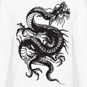 Dragon HD Design T-Shirts - Men's Premium Long Sleeve T-Shirt