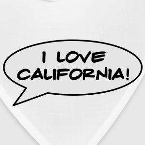 California T-Shirt - Bandana