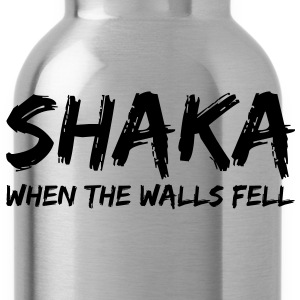 Star Trek: Shaka, When The Walls Fell (Black) - Men's - Water Bottle