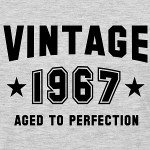 VINTAGE 1967 - Birthday T-Shirt BH - Men's Premium Long Sleeve T-Shirt