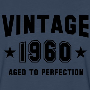 VINTAGE 1960 - Birthday T-Shirt WN - Men's Premium Long Sleeve T-Shirt