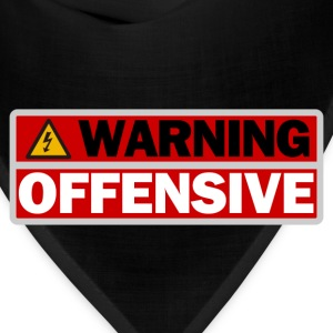 Warning Offensive - Bandana