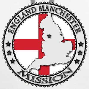 England Manchester LDS Mission Called to Serve - Contrast Hoodie