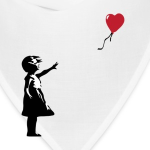 Banksy Balloon Girl - Bandana