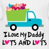 I Love My Daddy Lots and Lots Toddler Shirts - Toddler Premium T-Shirt