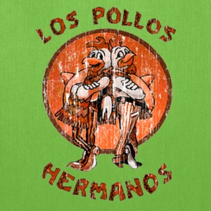 los pollos orange T-Shirts - Tote Bag