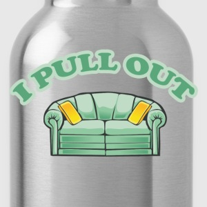 I Pull Out T-Shirt - Water Bottle