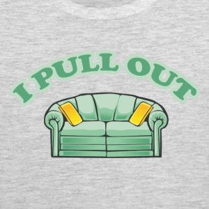 I Pull Out T-Shirt - Men's Premium Tank