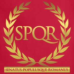SPQR T-Shirts - Adjustable Apron