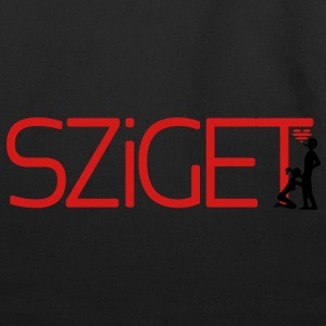 Sziget festival - Eco-Friendly Cotton Tote