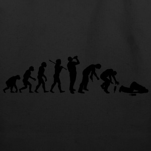 The Evolution Of Drunk Man - Eco-Friendly Cotton Tote