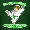 I'm a Green Belt T-Shirt - Men's T-Shirt