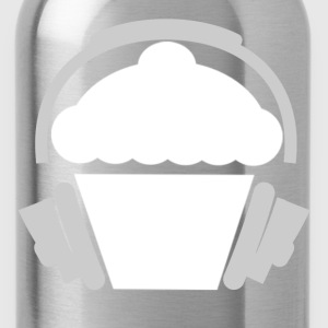 DJ Cupcakes - Water Bottle