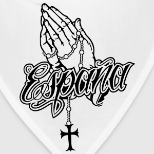Praying Hands Espana Basic - Bandana