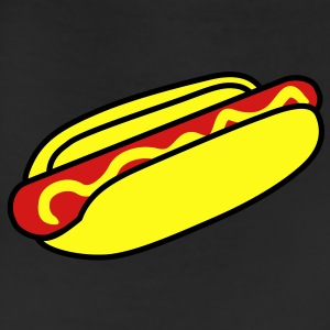 fastfood_hotdog_3c T-Shirts - Leggings