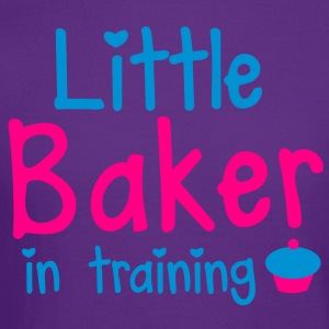little baker in training with a cute cupcake T-Shirts - Crewneck Sweatshirt