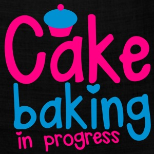 CAKE BAKING in progress  with a cute cupcake T-Shirts - Bandana