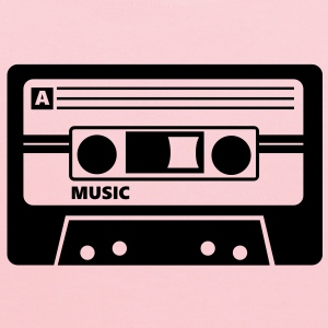 Cassette Audio Tape T-Shirts - Kids' Hoodie